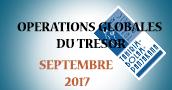 Telecharger Opérations Globales du Trésor Septembre 2017