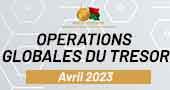 Telecharger Opérations Globales du Trésor Janvier 2018