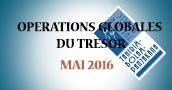 Telecharger Opérations Globales du Trésor Mai 2016