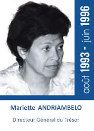 Mariette ANDRIAMBELO