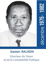 Gaston RALISON