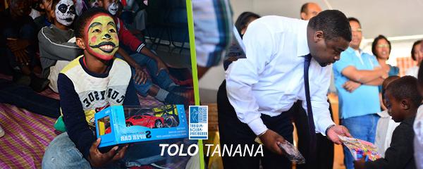 Tolotanana : Clin d'œil aux enfants défavorisés et aux orphelins