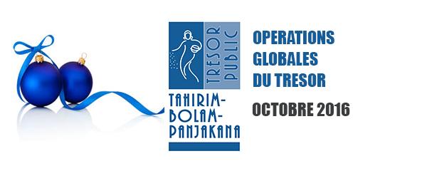 OGT REALISATIONS A FIN OCTOBRE 2016