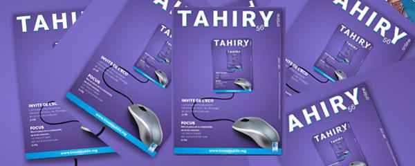 Tahiry à l'ère numérique