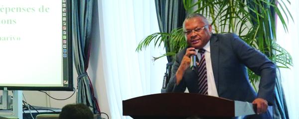 Herivelo Andriamanga nommé Directeur Général