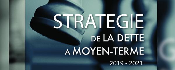 Stratégie de la dette 2019-2021 : Déjà disponible