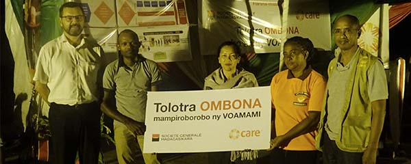 Inclusion financière : lancement officiel du produit OMBONA