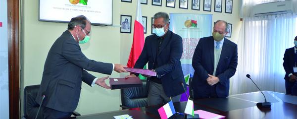 L'AFD octroie 5 millions d'euros au Ministère de la Justice