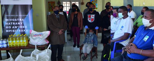 TOLOTANANA : hausse du  nombre des bénéficiaires
